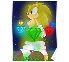 Super Sonic Poster