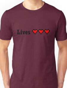 Retro Lives Unisex T-Shirt