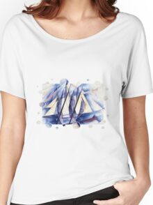 Sail Movements Women's Relaxed Fit T-Shirt