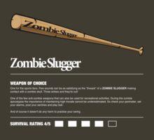 Zombie Weapons - Baseball Bat by robotrobotROBOT