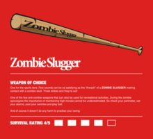 Zombie Weapons - Baseball Bat Kids Clothes