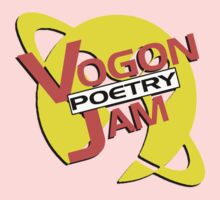Vogon Poetry Jam (just logo) One Piece - Short Sleeve