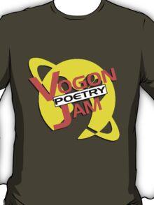 Vogon Poetry Jam (just logo) T-Shirt