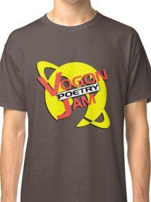 Vogon Poetry Jam (just logo) Classic T-Shirt