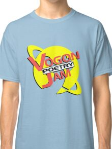 Vogon Poetry Jam (just logo) Classic T-Shirt