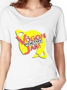 Vogon Poetry Jam (just logo) Women's Relaxed Fit T-Shirt