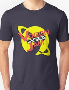 Vogon Poetry Jam (just logo) Unisex T-Shirt