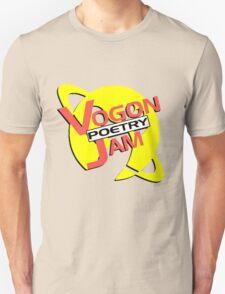 Vogon Poetry Jam (just logo) Unisex T-Shirt