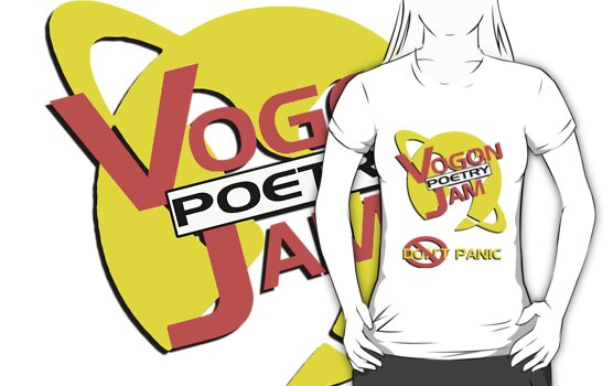 Vogon Poetry Jam by Anthony Pipitone