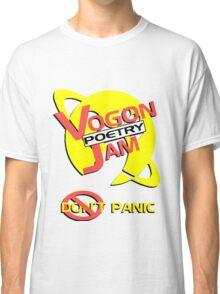 Vogon Poetry Jam Classic T-Shirt