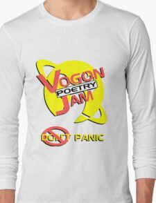 Vogon Poetry Jam Long Sleeve T-Shirt