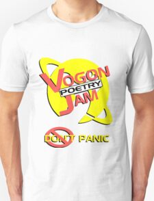 Vogon Poetry Jam Unisex T-Shirt