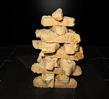 Biscotti Jenga by v-something
