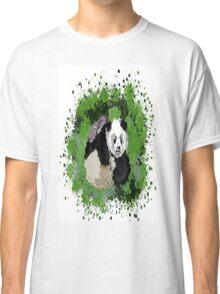 Cute playful Panda Classic T-Shirt
