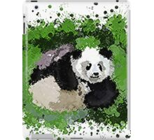 Cute playful Panda iPad Case/Skin