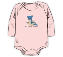 Friday Lapras One Piece - Long Sleeve