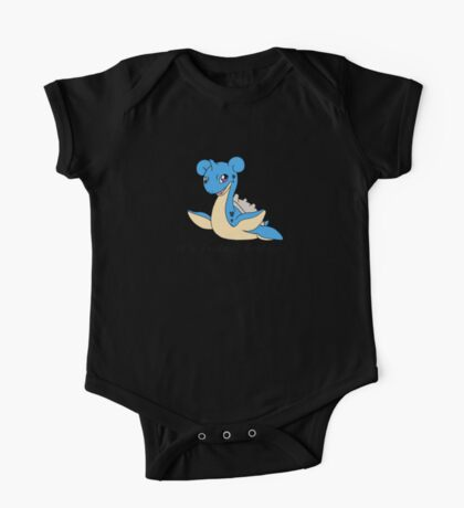 Friday Lapras One Piece - Short Sleeve