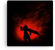 Save Midgar Canvas Print
