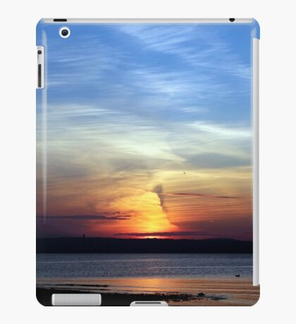Ballyholme Sundown iPad Case/Skin