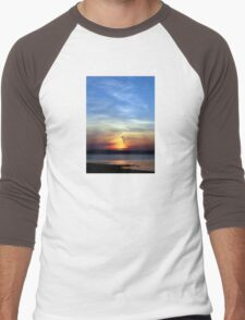 Ballyholme Sundown Men's Baseball ¾ T-Shirt