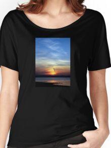 Ballyholme Sundown Women's Relaxed Fit T-Shirt