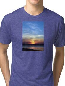 Ballyholme Sundown Tri-blend T-Shirt