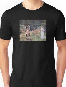 Not the Gardener Unisex T-Shirt