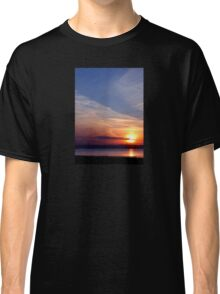 Ballyholme Sunset Classic T-Shirt