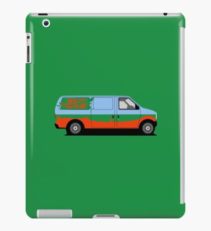 The Mystery Machine iPad Case/Skin