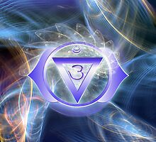 Third Eye Chakra by saleire