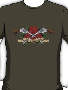 I Will Fear No Evil T-Shirt
