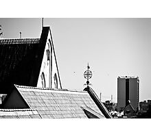 Tallinn, Old Town Photographic Print