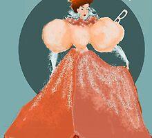 princess by Double-Fletch