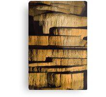 Limestone stacks Metal Print