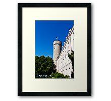 Toompea, Tallinn Framed Print