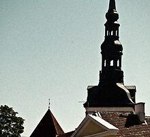 Tallinn, Toompea by tutulele