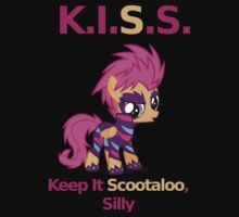 Keep It Scootaloo by Zendric