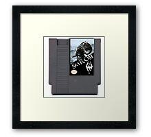 SkyROM  Framed Print