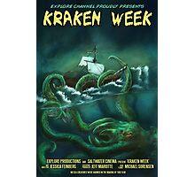 Kraken Week Photographic Print
