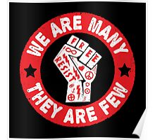 We Are Many... Poster