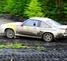 Opel Manta 400 by Willie Jackson