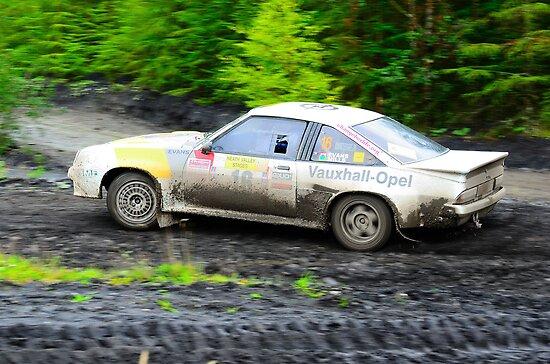 Opel Manta 400 by Willie Jackson