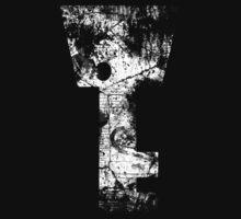 Kingdom Hearts Key grunge by Greven