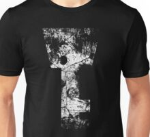 Kingdom Hearts Key grunge Unisex T-Shirt