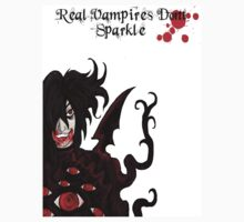 Real Vampires Don't Sparkle by ZombieRodent