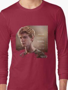 newt my hero on the maze runner the scorch trials Long Sleeve T-Shirt