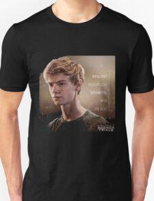 newt my hero on the maze runner the scorch trials T-Shirt