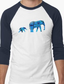 Inkblot Elephants T-Shirt