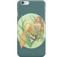 Svayambhû  Seas iPhone Case/Skin