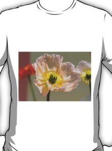 poppies in the garden T-Shirt